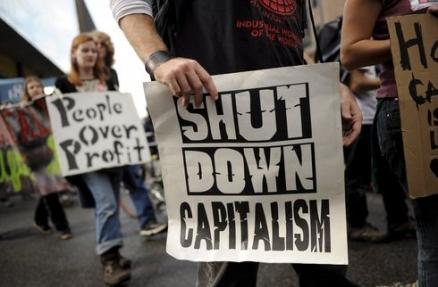 Shut down capitalism