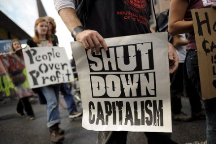 Shut down capitalism